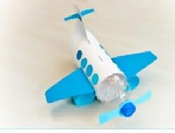Jeu-pour-enfant-Fabriquer-un-avion-DIY