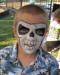 Halloween, l'enfant mort vivant