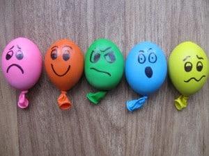 Une idée pour les enfants stressé : des boules antistress fait-maison