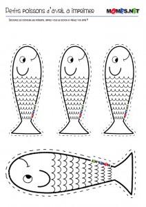 poisson imprimer 2