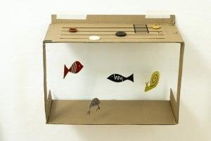 Un aquarium fait-maison à réaliser avec les enfants