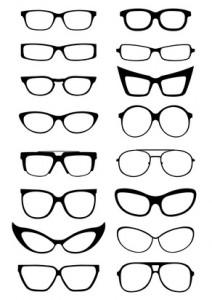 Des lunettes en cartons pour se déguiser