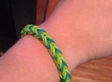 Rainbow loom, créer des bracelet en élastique
