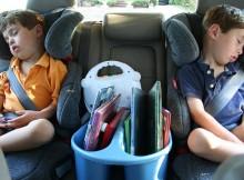 occuper les enfants en voiture pour les départs en vacanes